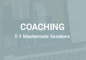 Coaching 1:1 Mastercode Session